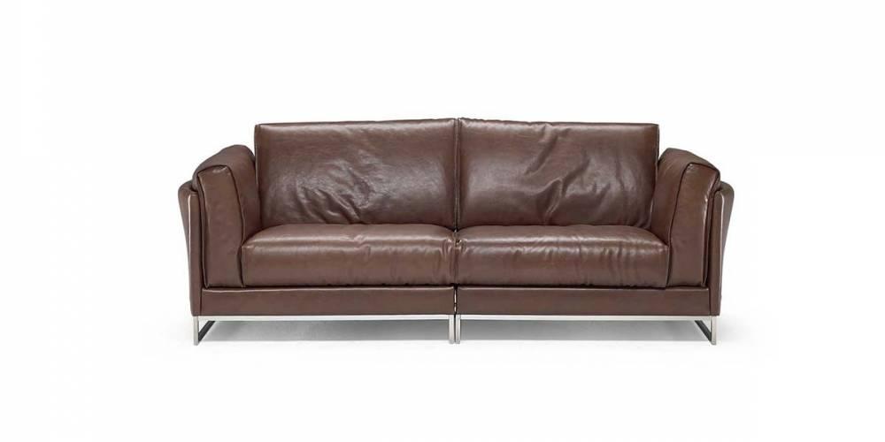 Sofas In Leather And Fabric Natuzzi Italia