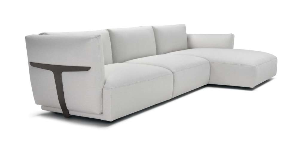 Sofas In Leather And Fabric Natuzzi Italia