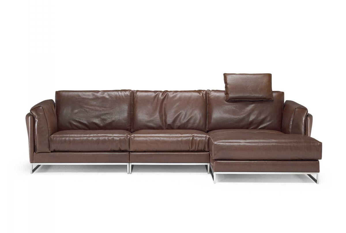Armonia Sofas Fabric Leather Natuzzi