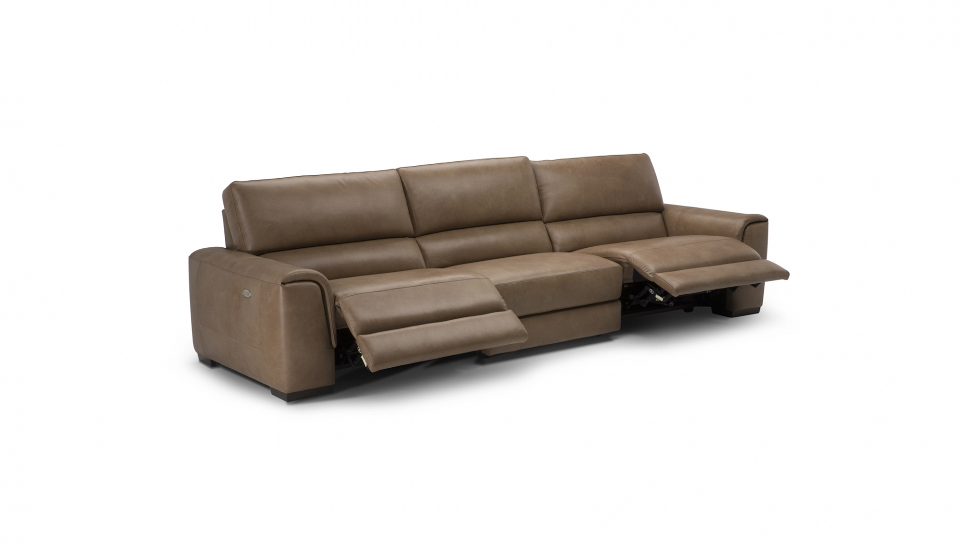 Dandy Sofas Fabric Leather Fabric Leather Natuzzi