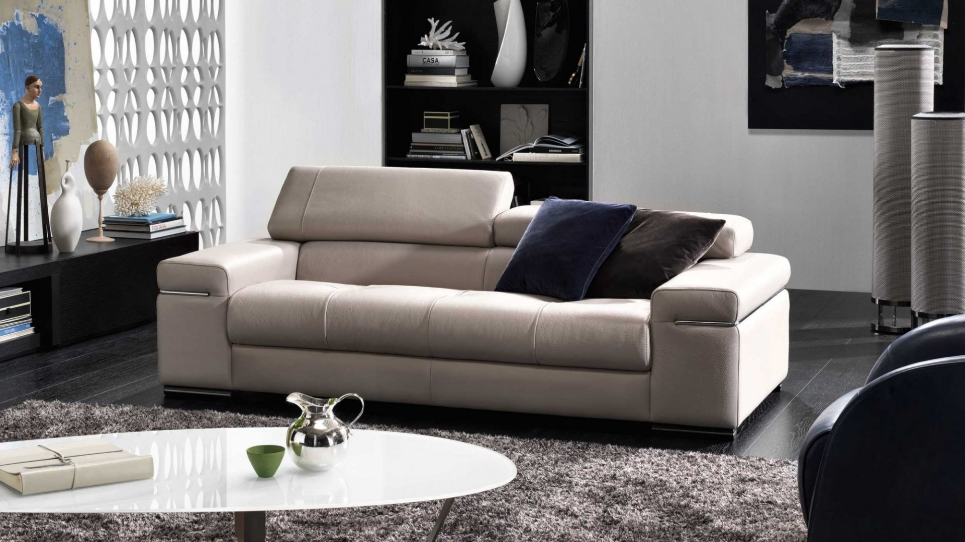 Italian leather sofa natuzzi sofas natuzzi italia thesofa for Italian furniture