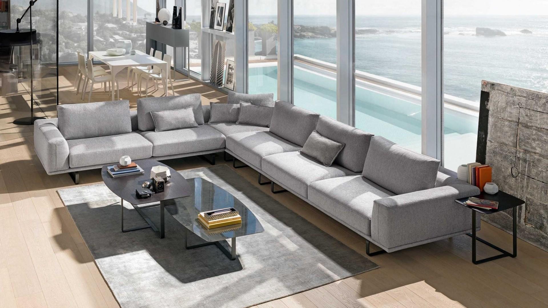 Tempo, Sofas, | Natuzzi