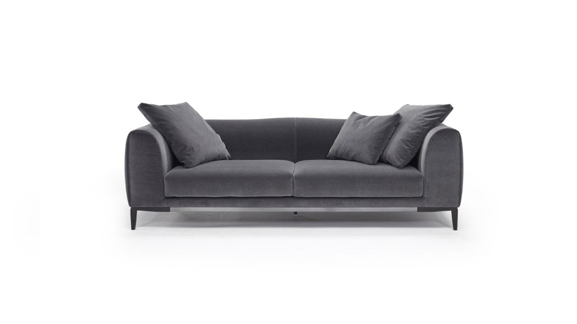 Natuzzi Microfiber Sofa Engrossing